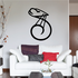 Rat Chinese Zodiac Wall Decal - Vinyl Decal - Car Decal - 2