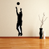 Volleyball Wall Decal - Vinyl Decal - Car Decal - 008