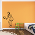 Volleyball Wall Decal - Vinyl Decal - Car Decal - SM001
