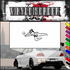 Volleyball Wall Decal - Vinyl Decal - Car Decal - SM002