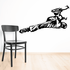 Rock Climbing Wall Decal - Vinyl Decal - Car Decal - CDS007