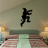 Rock climbing Wall Decal - Vinyl Decal - Car Decal - Bl002