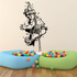 Rock climbing Wall Decal - Vinyl Decal - Car Decal - Bl009