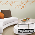 Blowing Vine Branch Decal