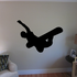 Snowboard Wall Decal - Vinyl Decal - Car Decal - 003