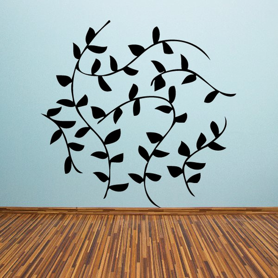 Group of Vines Decal