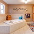 Water Closet Wall Decal