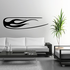 Racing Vehicle Pinstripe Vinyl Decal - Car Decal - Wall Decal - MC037
