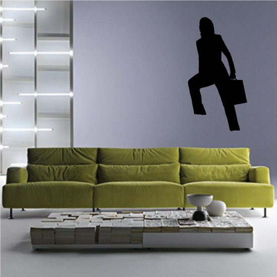 Office Wall Decal - Vinyl Decal - Car Decal - 002