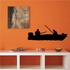 Fishing Lures Wall Decal - Vinyl Decal - Car Decal - 009