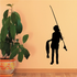 Fishing Lures Wall Decal - Vinyl Decal - Car Decal - 011