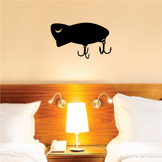 Fishing Lure Wall Decal - Vinyl Decal - Car Decal - NS029