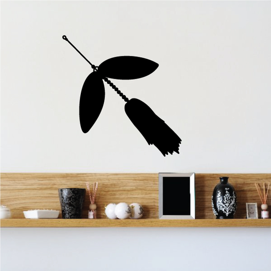 Fishing Lure Wall Decal - Vinyl Decal - Car Decal - NS059