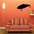 Fishing Lure Wall Decal - Vinyl Decal - Car Decal - NS063