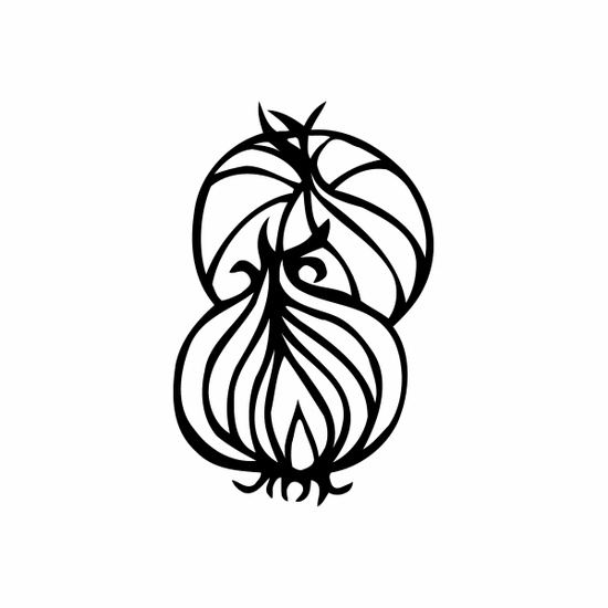 Onions Decal