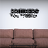 Brothers Best Buddies Wall Decal