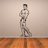 Fitness Wall Decal - Vinyl Decal - Car Decal - Bl130
