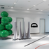 Fitness Wall Decal - Vinyl Decal - Car Decal - AL 001
