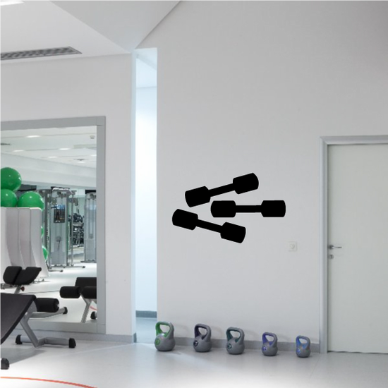 Fitness Wall Decal - Vinyl Decal - Car Decal - AL 002