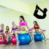 Workout Fitness Wall Decal - Vinyl Decal - Car Decal - AL 006