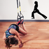 Workout Stretching Wall Decal - Vinyl Decal - Car Decal - AL 002