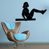Planking Fitness Wall Decal - Vinyl Decal - Car Decal - MC004