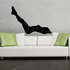 Leg Lifts Fitness Wall Decal - Vinyl Decal - Car Decal - MC015