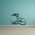 Fitness Wall Decal - Vinyl Decal - Car Decal - Bl005