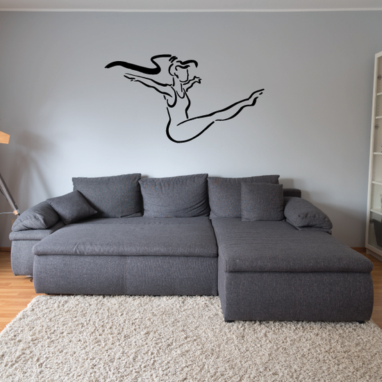 Fitness Wall Decal - Vinyl Decal - Car Decal - Bl008