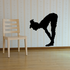 Fitness Wall Decal - Vinyl Decal - Car Decal - Bl012
