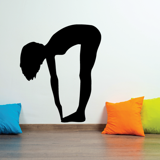 Fitness Wall Decal - Vinyl Decal - Car Decal - Bl020