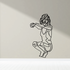 Fitness Wall Decal - Vinyl Decal - Car Decal - Bl021
