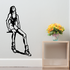 Fitness Wall Decal - Vinyl Decal - Car Decal - Bl026