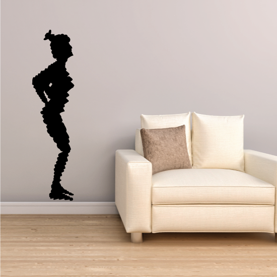 Fitness Wall Decal - Vinyl Decal - Car Decal - Bl029
