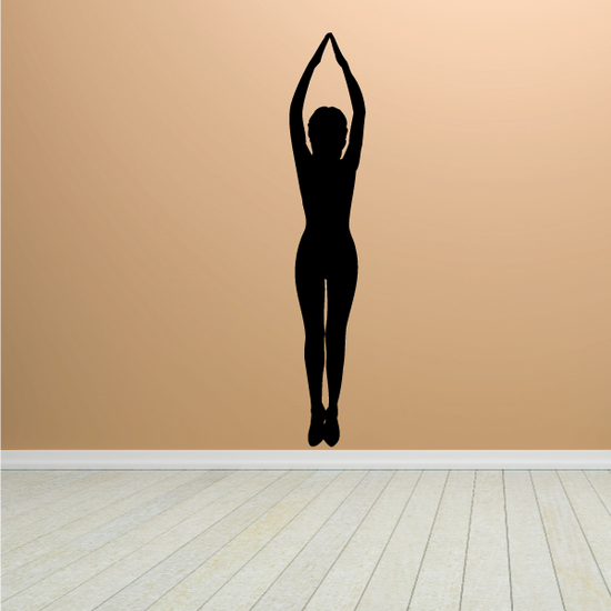 Fitness Wall Decal - Vinyl Decal - Car Decal - Bl033