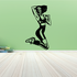 Fitness Wall Decal - Vinyl Decal - Car Decal - Bl037