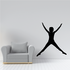 Fitness Wall Decal - Vinyl Decal - Car Decal - Bl040