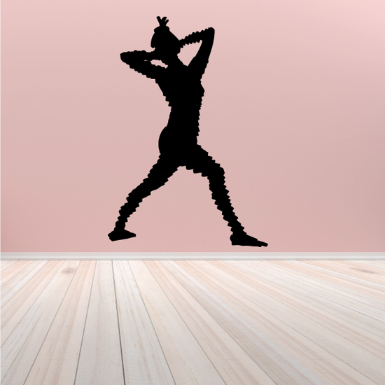 Fitness Wall Decal - Vinyl Decal - Car Decal - Bl050