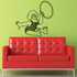 Fitness Wall Decal - Vinyl Decal - Car Decal - Bl061