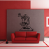 Fitness Wall Decal - Vinyl Decal - Car Decal - Bl063