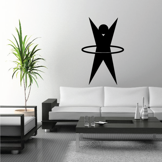 Fitness Wall Decal - Vinyl Decal - Car Decal - Bl064