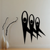 Fitness Wall Decal - Vinyl Decal - Car Decal - Bl071