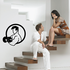 Fitness Wall Decal - Vinyl Decal - Car Decal - Bl077