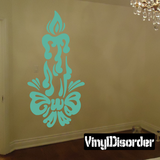 Candle Decals