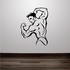 Fitness Wall Decal - Vinyl Decal - Car Decal - Bl117