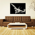 Fitness Wall Decal - Vinyl Decal - Car Decal - Bl119