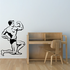 Fitness Wall Decal - Vinyl Decal - Car Decal - Bl120