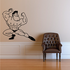 Fitness Wall Decal - Vinyl Decal - Car Decal - Bl121