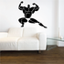 Fitness Wall Decal - Vinyl Decal - Car Decal - Bl125