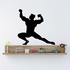 Fitness Wall Decal - Vinyl Decal - Car Decal - Bl126
